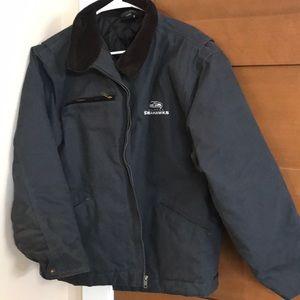 """Seattle Seahawks """"carhartt type"""" men's coat"""